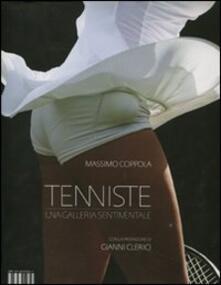 Squillogame.it Tenniste. Una galleria sentimentale Image