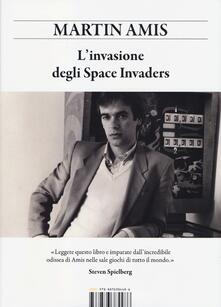 L' invasione degli Space Invaders - Martin Amis - copertina