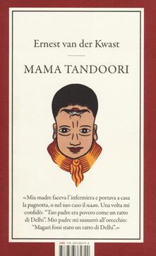 Mama Tandoori - Ernest Van der Kwast - copertina