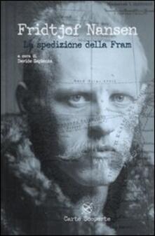 La spedizione della Fram - Fridtjof Nansen - copertina