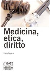 Medicina, etica e diritto