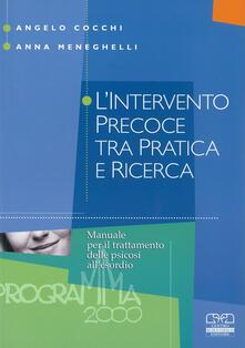 Vitalitart.it L' intervento precoce tra pratica e ricerca. Manuale per il trattamento delle psicosi all'esordio Image