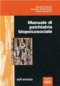 Manuale di psichiatria biop...