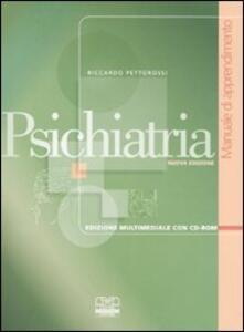 Psichiatria. Manuale di apprendimento. Con CD-ROM