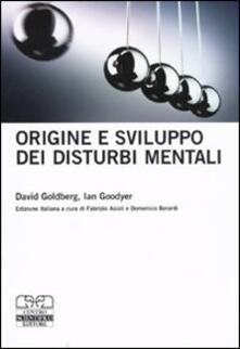 Mercatinidinataletorino.it Origine e sviluppo dei disturbi mentali Image