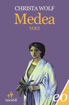 Medea. Voci - Christa Wolf - copertina