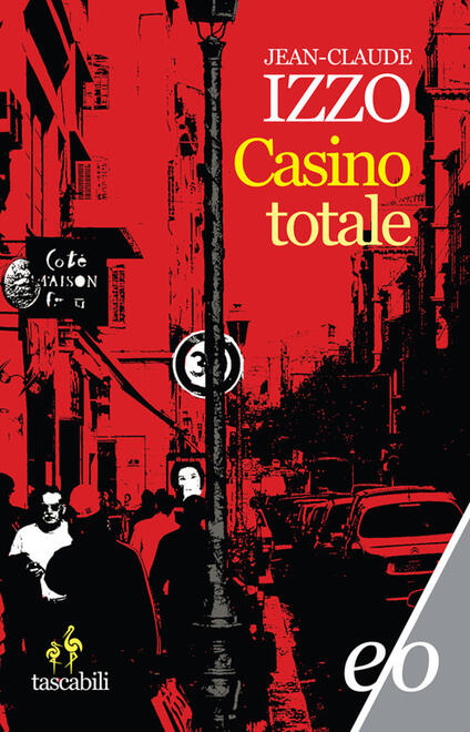 Casino totale - Jean-Claude Izzo - copertina