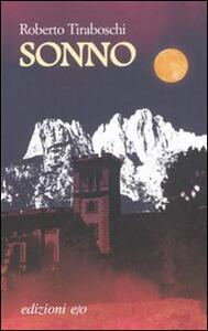 Libro Sonno Roberto Tiraboschi