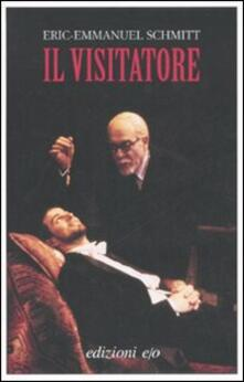 Il visitatore - Eric-Emmanuel Schmitt - copertina