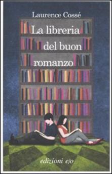 La libreria del buon romanzo - Laurence Cossé - copertina