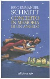 Concerto in memoria di un angelo copertina