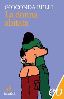 La donna abitata - Gioconda Belli - copertina