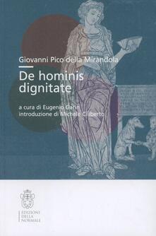 Filippodegasperi.it De hominis dignitate Image
