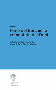 Rime del Burchiello commentate dal Doni