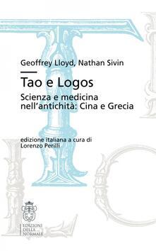 Criticalwinenotav.it Tao e Logos. Scienza e medicina nell'antichità: Cina e Grecia Image
