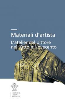 Materiali dartista. Latelier del pittore nellOtto e Novecento.pdf