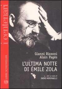 L' L' ultima notte di Émile Zola - Pagès Alain Rizzoni Gianni - wuz.it