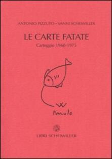 Camfeed.it Le carte fatate. Carteggio 1960-1975 Image