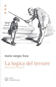 Filippodegasperi.it La logica del terrore. Contro vento e marea. Vol. 4 Image