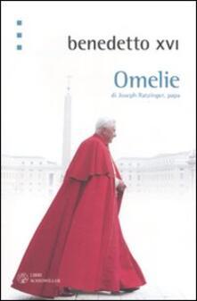 Mercatinidinataletorino.it Omelie di Jospeh Ratzinger, papa Image