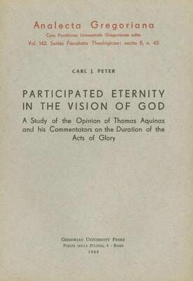 Participated eternity in the vision of God