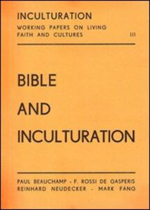 Bible and inculturation