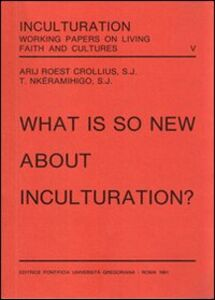 What is so new about inculturation?