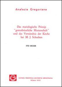 Das mariologische Prinzip