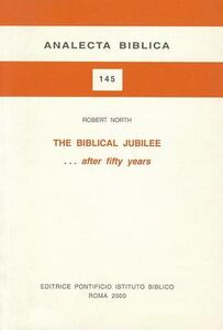 The biblical jubilee... After fifty years