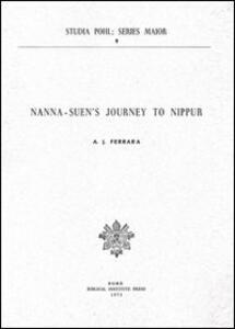 Nanna-Suen's journey to Nippur