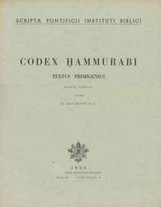 Codex Hammurabi