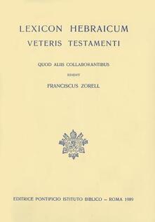 Listadelpopolo.it Lexicon hebraicum Veteris Testamenti Image