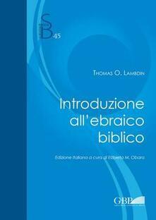 Introduzione allebraico biblico.pdf