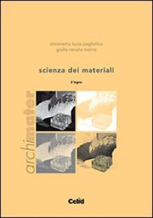Scienza dei materiali. Il legno.pdf