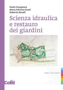 Scienza idraulica e restauro dei giardini.pdf