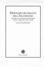 Dizionario dei dialetti dell'Anconetano