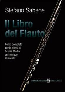 Il libro del flauto - Stefano Sabene - copertina