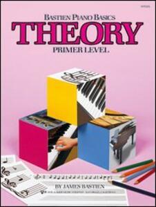 Teoria. Livello preparatorio