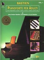 Pianoforte per adulti. Corso preparatorio: Lezioni, teoria, tecnica, lettura a prima vista. Ediz. a spirale. Con 2 CD. Vol. 1