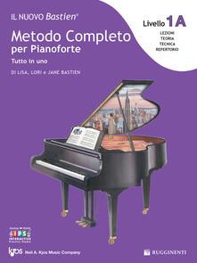 Winniearcher.com Livello 1A: espansione della lettura. Il nuovo Bastien. Metodo completo per pianoforte. Tutto in uno. Con app Image