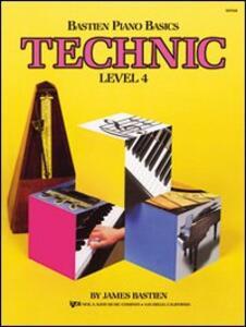 Tecnica. 4° livello