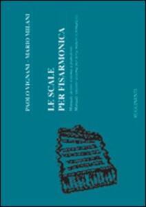 Le scale per fisarmonica. Manuale destro sistema a pianoforte. Manuale sinistro sistema per terze minori (cromatico)
