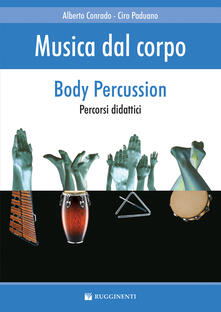 Lpgcsostenible.es Musica dal corpo. Percorsi didattici con la body percussion Image