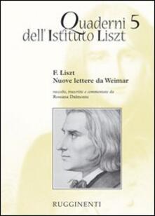 Grandtoureventi.it Quaderni dell'Istituto Liszt. Vol. 5 Image