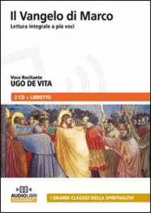 Il Vangelo di Marco. Audiolibro. CD Audio
