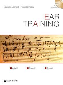 Grandtoureventi.it Ear training. Con CD-Audio Image