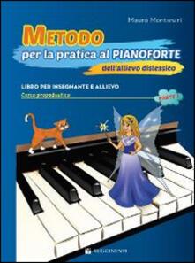 Milanospringparade.it Metodo per la pratica al pianoforte dell'allievo dislessico Image