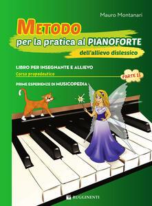 Promoartpalermo.it Metodo per la pratica al pianoforte dell'allievo dislessico. Vol. 2 Image