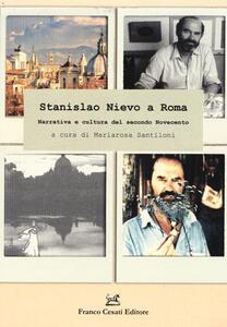 Stanislao Nievo a Roma. Narrativa e cultura del secondo Novecento