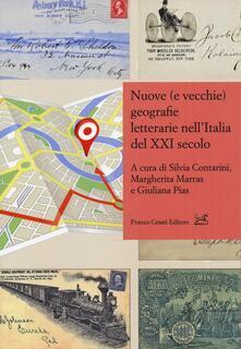 Nuove (e vecchie) geografie letterarie nell'Italia del XXI secolo - copertina